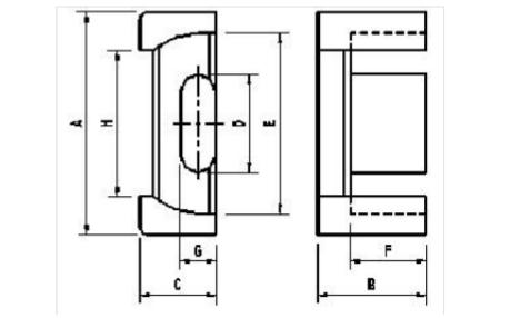 開關電源磁芯尺寸功率等參數資料說明