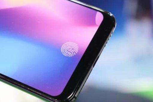 关于华为的液晶屏下指纹识别技术