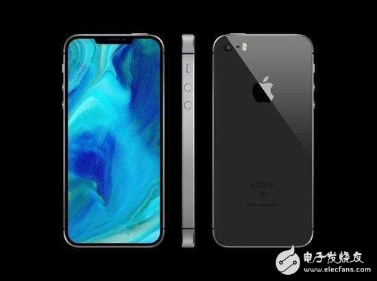 iPhone SE2有望在2020年初将投入生产采用了刘海设计