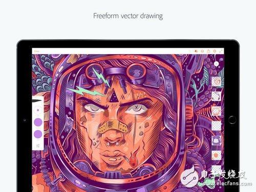 Adobe已经确定即将为苹果开发iPad版Illustrator