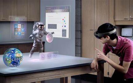 VR/AR市场启动 背后这个行业商机巨大