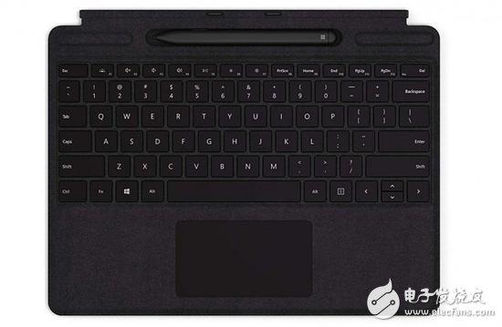 微软为Surface Pro X设备发布两款键盘产品
