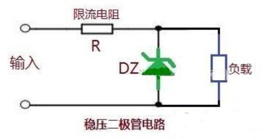 稳压电路中电阻的选择