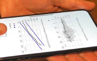 新的qy88千赢国际娱乐手机应用程序可准确测量指尖的血压