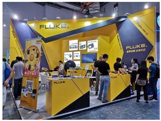 用創新產品測量世界,福祿克攜測量新品出席第21屆中國工博會