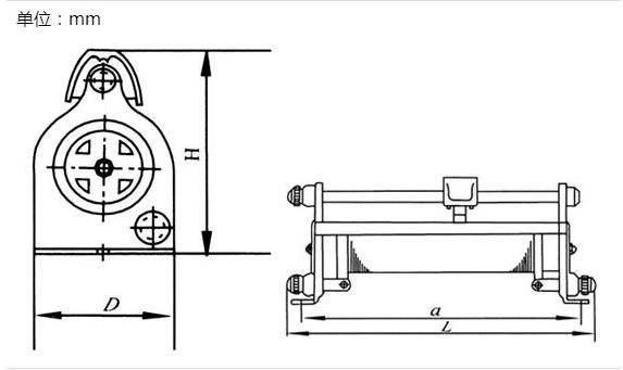 滑动变阻器的使用和注意事项