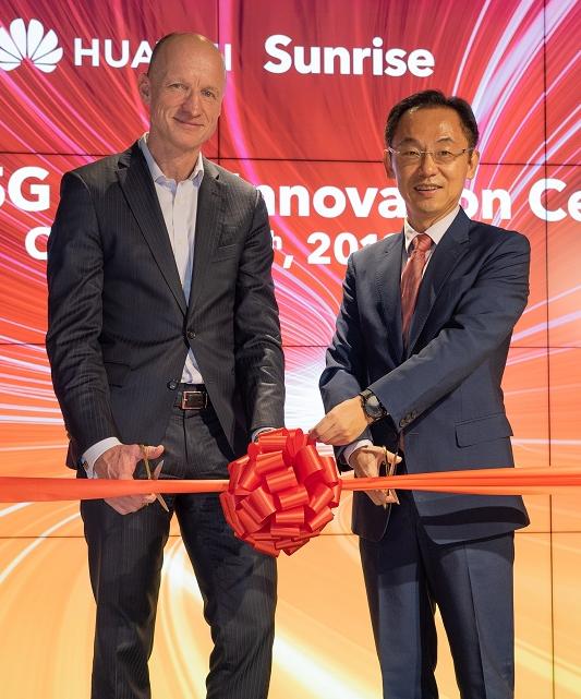 瑞士Sunrise将成为欧洲乃至全世界最先推出5...