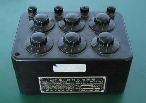 电阻箱的应用