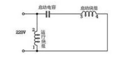 220v交流单相电机起动方式有哪些