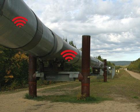 物联网正在以多种方式来重塑石油天然气行业