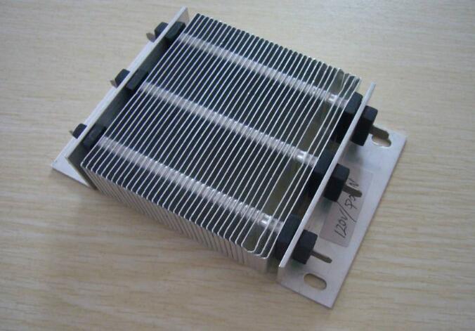PTC和PT100保护电机的方法