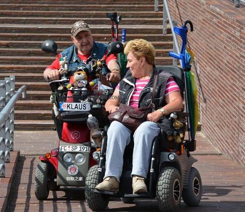 物联网技术为残障人士带来美好生活的几种方式先容