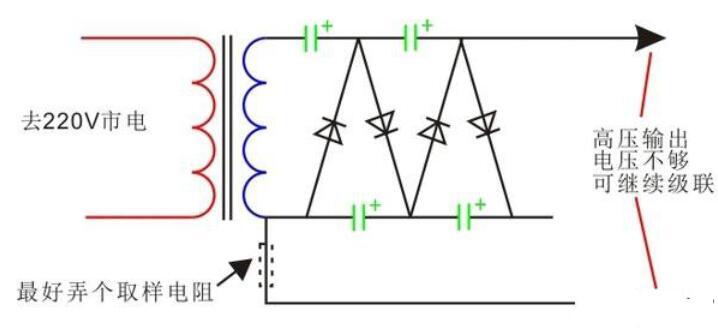 升压电路的制作方法