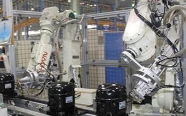 长虹多个产业已进入工业自动化控制时代