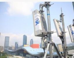 广东省已建成了21473座5G基站预计今年底将达到3.48万座