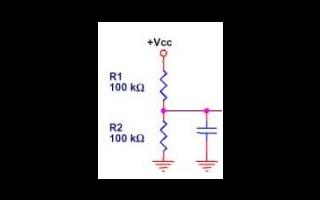 单电源供电的运算放大器偏置方法
