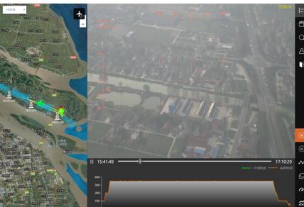 中国联通已成功实现了利用5G网络测控无人机在上海...