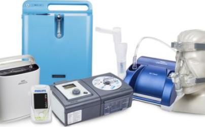 新型飞利浦呼吸机在医疗设备中结合了两种模式
