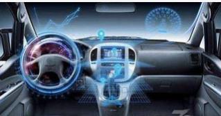 KT在EQ Future展馆展示了以5G网络为基础的未来车联网技术