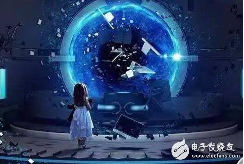 中國VR產業機遇滿滿 5G助力VR復興之路