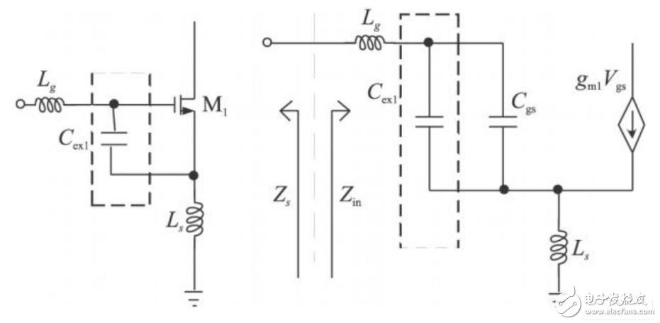 基于无线传感器网络的低噪声放大器电路设计