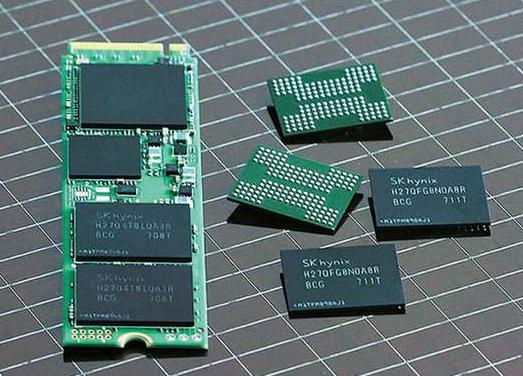明年長江存儲將實現加大3D閃存芯片產能