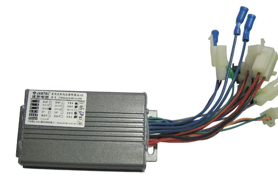 电动车电机原理_电动车电机拆解图