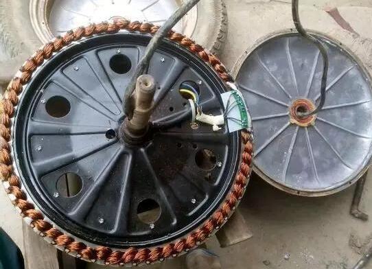 电动车电机发热是什么原因_电动车电机进水后怎么处...