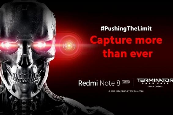 Redmi Note 8 Pro终结者定制版即将发售售价约人民币1850元