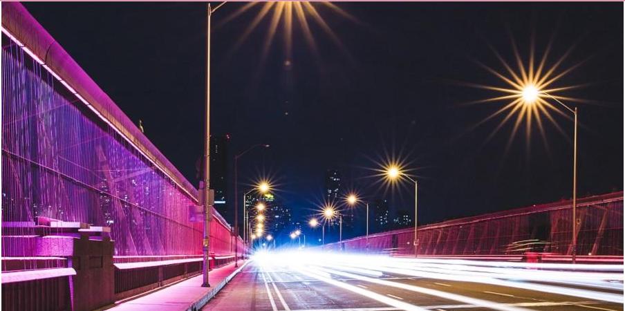 智慧路燈結合物聯網在智慧城市中怎樣的地位