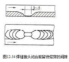 焊接未焊透的原因_焊接未焊透防止措施