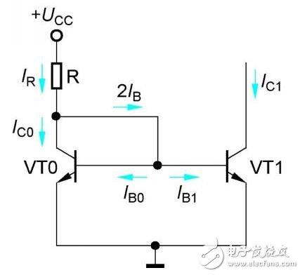 四款简单的恒流源电路图分析