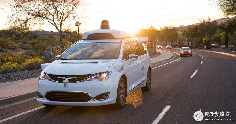 Waymo提供全無人駕駛打車服務,考慮把技術出售