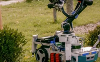 智能机器人已经可以独立的轻松完成园艺工作