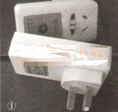 两款金科德定时器电路图