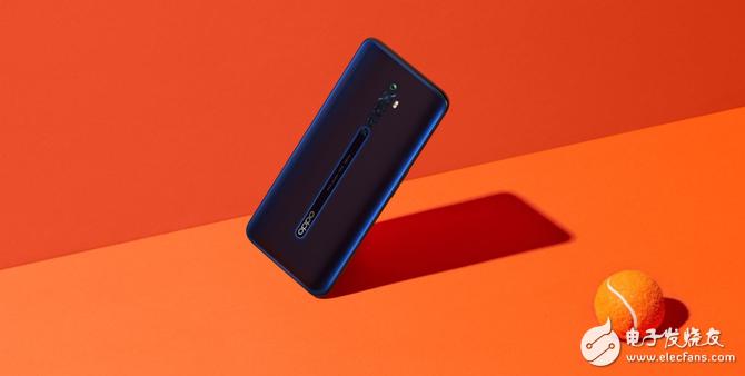 OPPO Reno2 Z今日上线开售,搭载四合一像素聚合技术