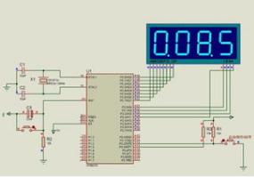 基于51单片机的计时器设计