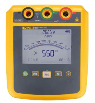 解析福禄克2500V高压绝缘测试仪背后的黑科技