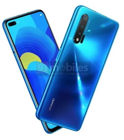 华为nova 6系列手机曝光将会有4G版本和5G版本