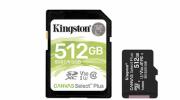 金士頓推出Canvas Select Plus系列microSD存儲卡,進一步提升用戶的體驗