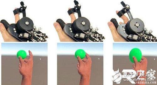 微软展示原型VR控制器CapstanCrunch,可提供力反馈