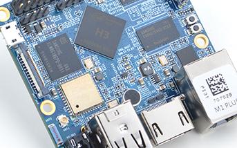 采用全志处理器的NanoPi M1 Plus开源嵌入式主控板介绍