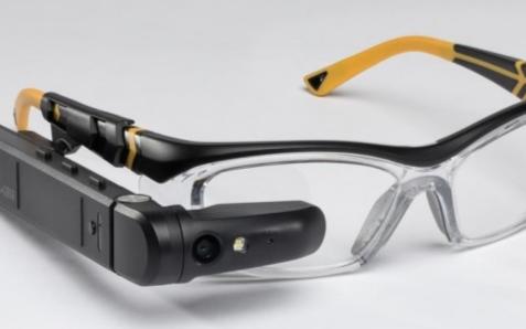 东芝发布的AR眼镜和Google Glass企业...