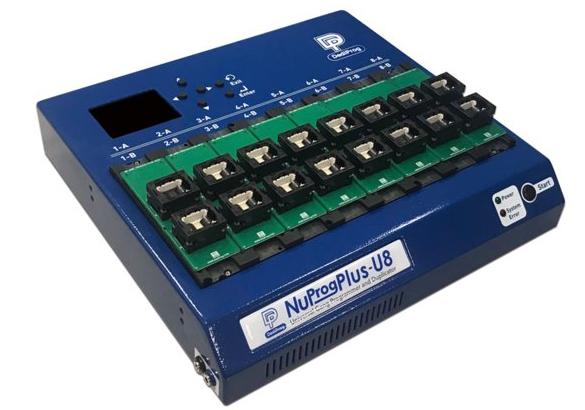 得镨电子应业界需求发表第三代多功能自动化烧录机台——DP3000-G3