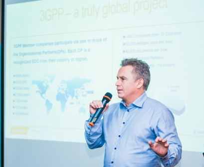 3GPP组织对5G技术的演进有何意义