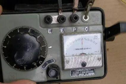 接地电阻测量的方法