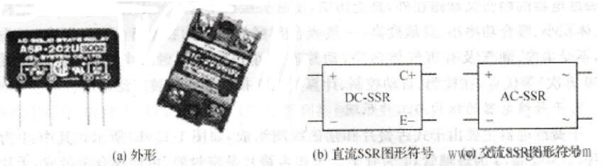 固態繼電器符號是什么_三相交流固態繼電器接線圖