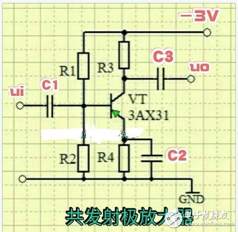 common emitter amplification circuit diagram - hqew.net  hqew.net