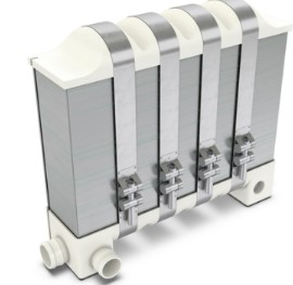 燃料電池金屬雙極板騰空出世 電池系統的一大助力