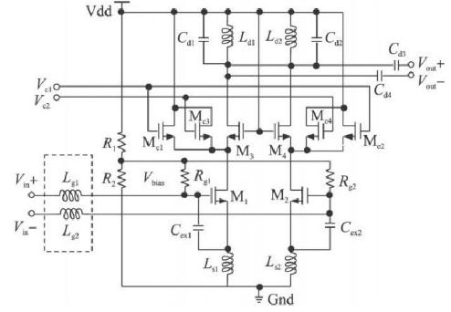 基于無線傳感器網絡的低噪聲放大器電路設計